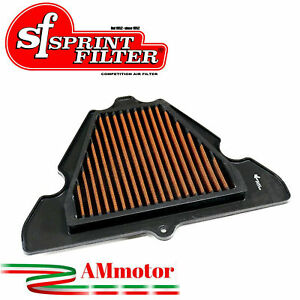 Filtro Aria Sportivo Moto Kawasaki Z 1000 2011 Sprint Filter PM111S