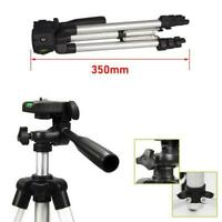 Professional Camera Tripod Stand Holder Mount for Samsung iPhone Cell Phone +Bag