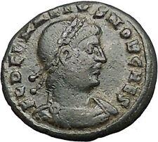 DELMATIUS Dalmatius 335AD Roman Caesar  Ancient Coin Soldiers Legions  i55681