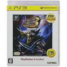 Gebrauchte ps3 Monster Hunter Portable 3rd HD ver. beste Japan Import