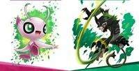 Pokemon Sword and Shield ✨Shiny✨⌛ Celebi and Zarude ⌛