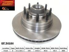 Disc Brake Rotor fits 2008-2014 Ford E-150,E-250 E-150,E-250,E-350 Super Duty  B