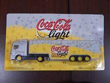Coca-Cola Ligh Lemon Truck