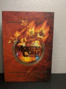 World of Warcraft TCG Molten Core Raid Deck Sealed CCG Card Game 🔥