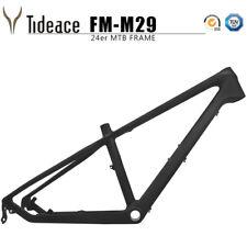 "Cycling 24er Carbon Fiber Mountain Bicycle Frames 13.5"" For Kids Children Aero"