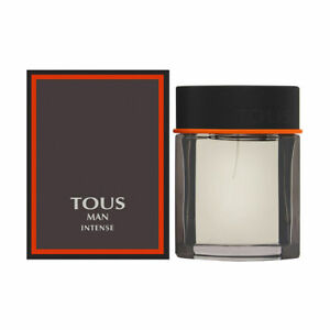 Tous Man Intense by Tous Perfumes 3.4 oz Eau de Toilette Spray