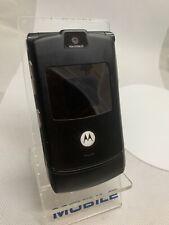 Motorola RAZR V3 - Black (Unlocked ) Mobile Phone