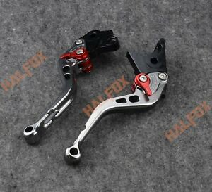 Gray Brake Clutch Levers for Hyosung GT650R 2006-2009 GT250R 2006-2010