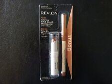Revlon ColorStay Soft & Smooth Lipstick - SHEER BRONZE - & SHEER COFFEE Lipliner
