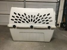 New listing Xtra Large Pet Carrier in great shape with removable top