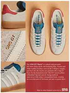 Adidas SNS Paris gt trainers Sneakers N Stuff stockholm uk 10.5 e 45 us 11