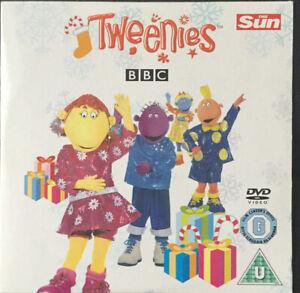 Tweenies Christmas Promo DVD The Sun VGC CBeebies Childrens 2 Episodes BBC Rare