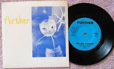 FURTHER - Filling Station & The Sad Truth, 45 and Picture Sleeve, NM