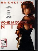 NOME IN CODICE: NINA - DVD WARNER SNAPPER  NUOVO SIGILLATO RARO Z8 12819
