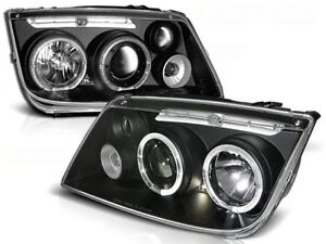 HEADLIGHTS RHT LPVW15 VW BORA SALOON / ESTATE 1998 1999 2000 2001 2002 2003-2005