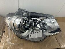 neu VW Touran Xenon kurvenlicht Scheinwerfer rechts right phare faro headlight