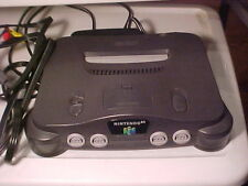 Complete and Original Nintendo 64 Console + 1 Controllers+ 3 free games