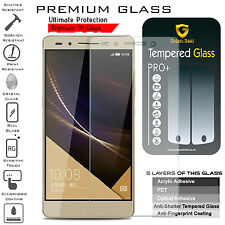 5 X Genuine Gadget Shield Huawei P9 Tempered Glass Screen Protector Top Quality