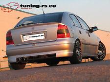 Opel Astra G Heckansatz Hecklippe Ansatz Lippe DB-Line tuning-rs.eu