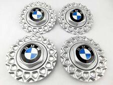 """4x Orig. BMW E30 Nabendeckel 09.23.117 BBS 15"""" 16"""" Kreuzspeichen-Felgen 171mm"""
