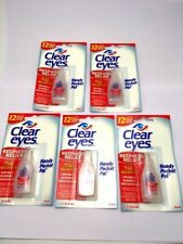 Los X 5 Clear Eyes Augentropfen Anti-Rote-Augen-Schmiermittel