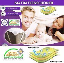Inkontinenz Matratzenschoner Matratzenschutz Matratzenauflage Wasserdicht 90x200