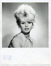 Photo Sam Levin - Brigitte Bardot - Tirage argentique 1964 -
