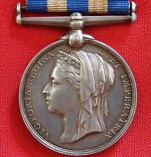 VINTAGE RARE BRITISH ARMY DIED CAMPAIGNING EGYPT 1884 1ST BN YORKSHIRE REGIMENT