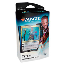 Planeswalker Deck - Teferi [SPANISH] * Dominaria * Magic: The Gathering