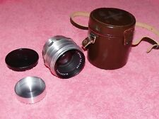 Carl Zeiss Jena Biotar 58mm f2 Manual Focus Lens for M42