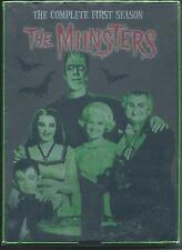 THE MUNSTERS SEASON 1 & 2 ORIGINAL PACKAGING DVD & MOVIES/COLOR EPISODE