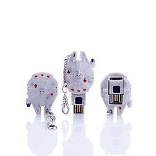 Chiavetta USB Micro-SD MIMOMICRO Card Reader NOMEM Star Wars Millennium Falcon