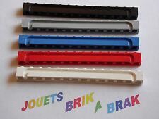 Lego de 1 brique porte rail with groove roller door 1x14 choose color ref 4217