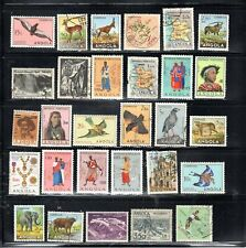 PORTUGUESE  ANGOLA  PORTUGAL STAMPS  MINT NO GUM & USED  LOT  16789