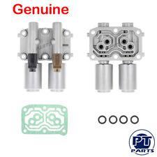 OEM Transmission Dual Linear Shift Solenoid For Honda 28260R90004 99245G Gasket