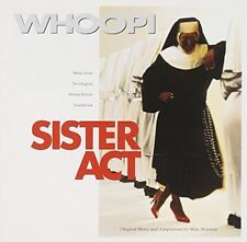 SISTER ACT CD - MUSIC FROM THE ORIGINAL MOTION PICTURE SOUNDTRACK (1992) - NEW
