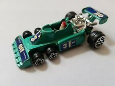 "Vintage ""Tintoys"" W.T.801 Tyrrell P34 Made In Hong Kong Diecast F1 Racing Car."