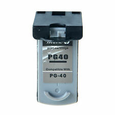 1PK PG-40XL 40 XL Ink Cartridge for Canon PIXMA iP1600 iP1700 iP1800 iP2600
