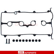 For 1998-2002 Mazda 626 Valve Cover Gasket Set 12729XC 1999 2000 2001 2.0L 4 Cyl