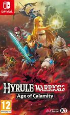 6. Hyrule Warriors: Age of Calamity