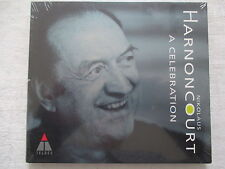 Nikolaus Harnoncourt - A Celebration - CD Neu & OVP NEW & Sealed