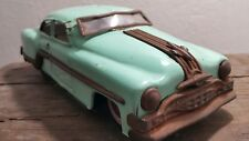 VINTAGE CAR TOY MINISTER DELUXE JAPAN TIN METAL FRICTION MODEL VEHICLE