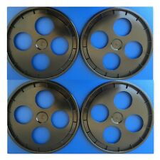 DIY - 4 Site - 3 Inch Hydroponic/Aeroponic and DWC  Bucket Lid (4-pack)