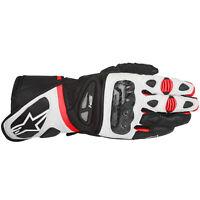 ALPINESTARS SP-1 hommes Gant de sport cuir - Noir/blanc rouge