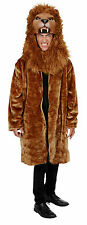 MAGIK COSTUMES COLLECTION DELUXE LION ANIMAL COAT