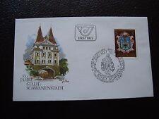 AUTRICHE - enveloppe 1er jour 10/6/1977 (B7) austria