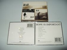 Idelwild 100 Broken Windows/Hope Is Important 2 cd Ex + Condition 2003
