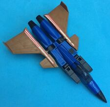 -- G1 Transformers - Decepticon Jet Dirge - w/ Wings --