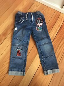 Boys TU Jeans 3-4 Years Clothes Trousers