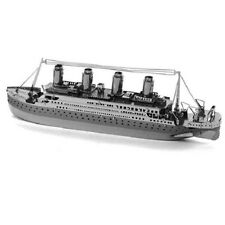 Titanic: Metal Earth 3D Miniature Laser Cut Model Kit 2 sheets